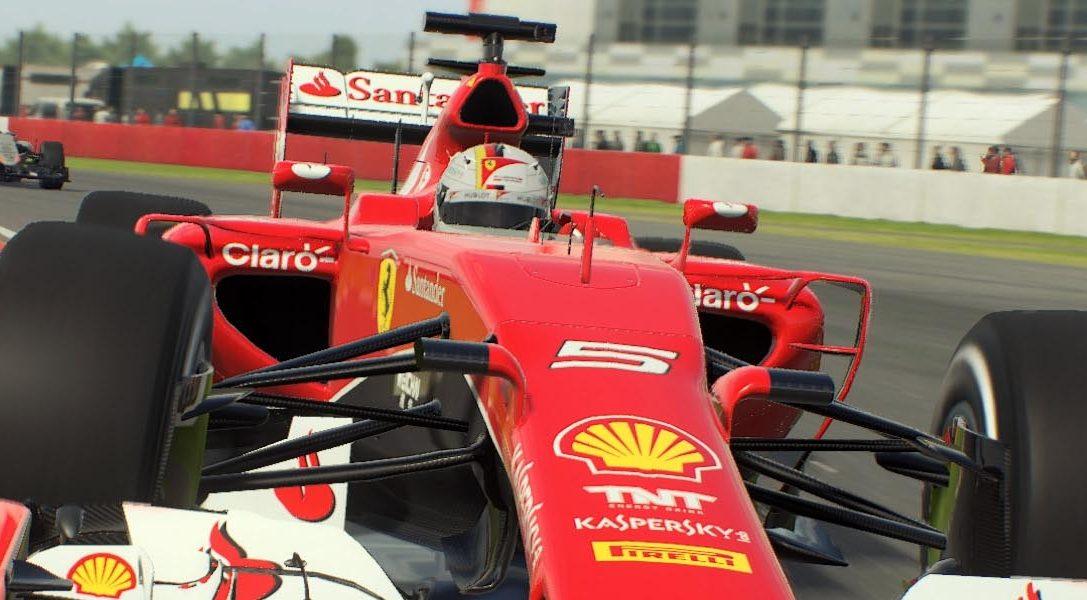 Todo lo que necesitas saber sobre F1 2015, ya disponible en PS4