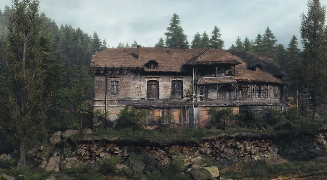5 historias curiosas sobre el desarrollo de The Vanishing of Ethan Carter, que saldrá la semana que viene en PS4