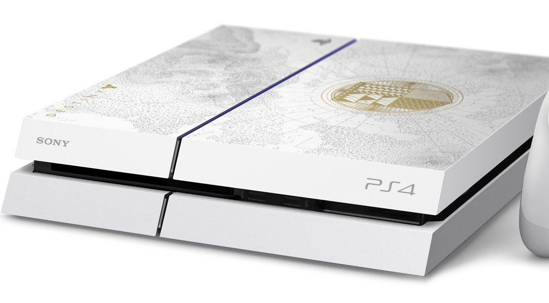 PS4 Edición Limitada de Destiny: El Rey de los Poseídos