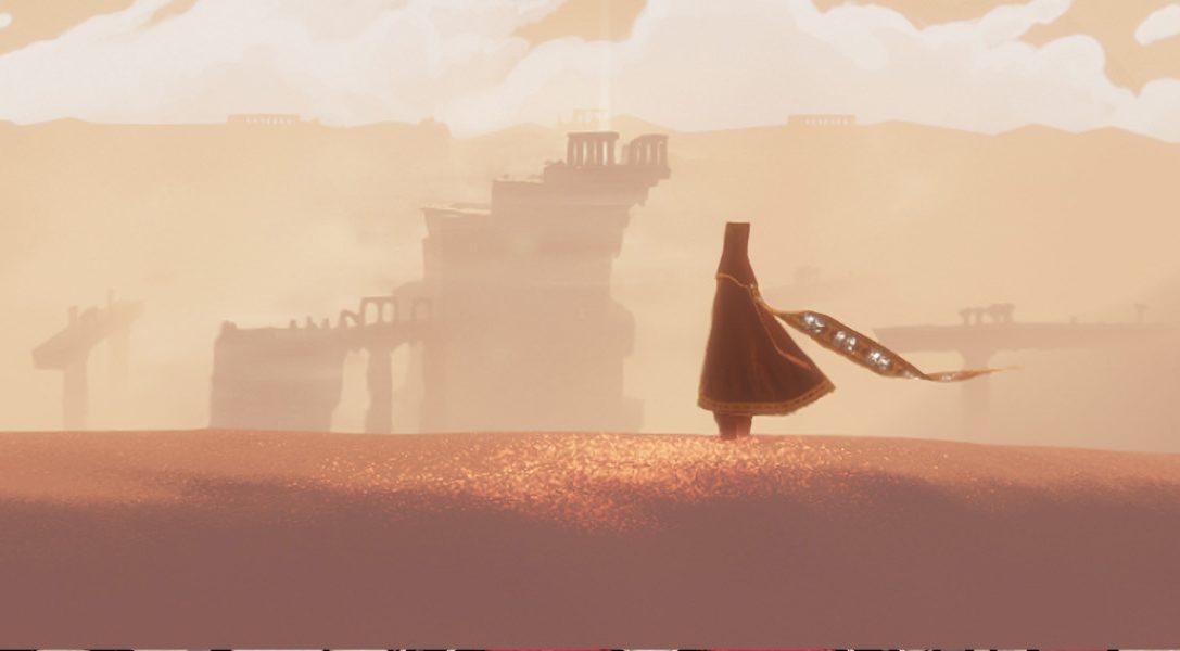 Journey llegará a PlayStation 4 el 21 de julio