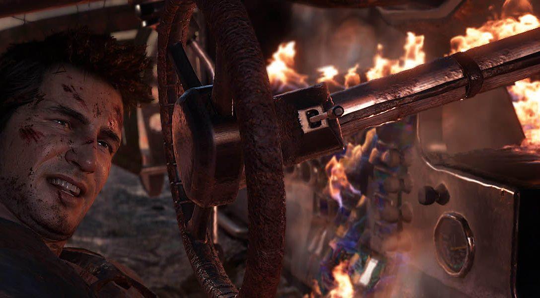 Disfrutad con la demo íntegra del E3 de Uncharted 4: El desenlace del ladrón