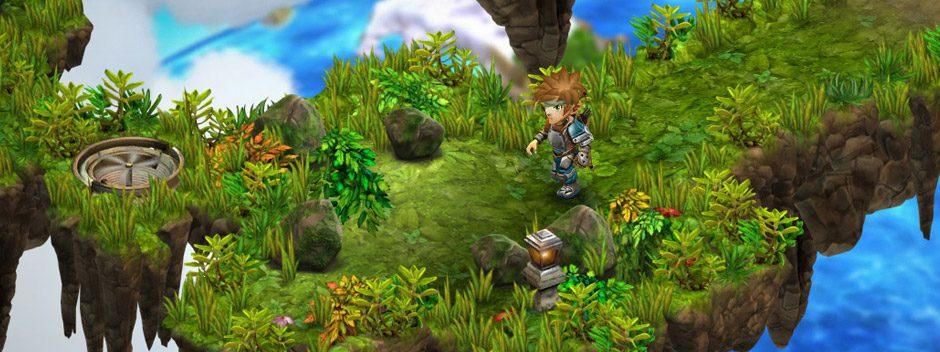 Rainbow Skies y Rainbow Moon llegarán a PS4 en 2016