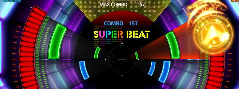 El veloz y marchoso Superbeat: Xonix llegará a PS Vita