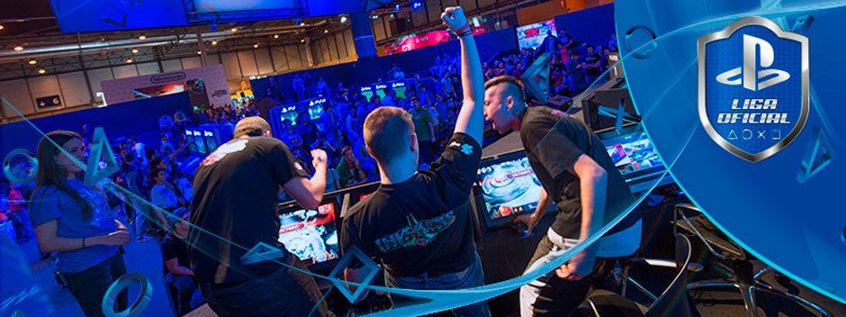La Liga Oficial PlayStation busca finalistas para Madrid Games Week