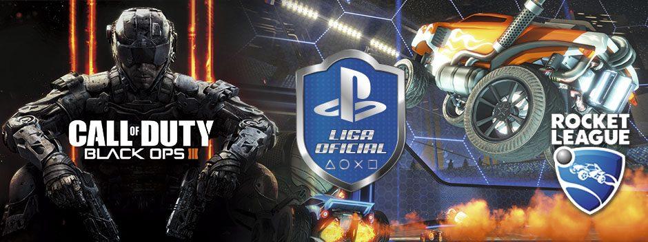 Vive la beta de Call of Duty Black Ops 3 con la Liga Oficial PlayStation