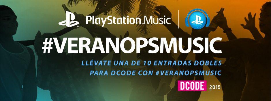 Elige tu canción del verano de nuestra nueva playlist #VeranoPSMusic