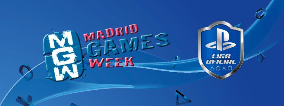 Aún estáis a tiempo de clasificaros para las finales de la Liga Oficial PlayStation en Madrid Games Week
