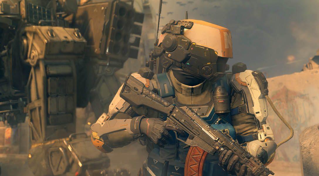 La Beta multijugador de Call of Duty Black Ops 3 ya está disponible en PS4