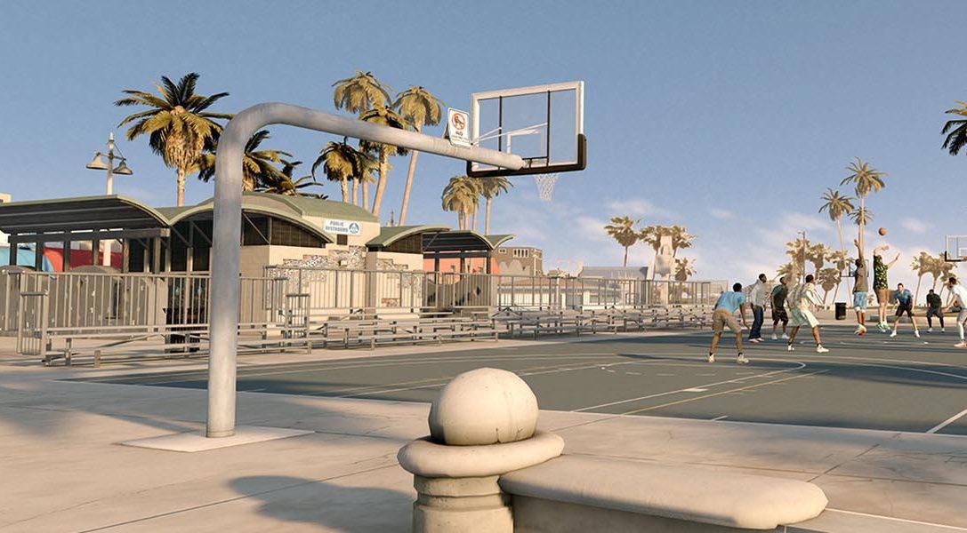 Live Pro-Am, un avance gratuito de NBA Live 16, pronto en PS4