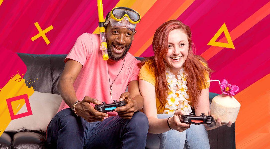 Una nueva oleada de juegos se suman a las Rebajas de Verano de PlayStation Store