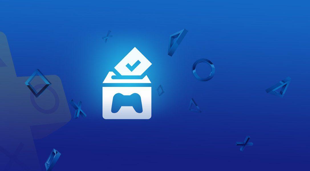 PlayStation Plus: ¡Vota tus Juegos arranca esta semana!
