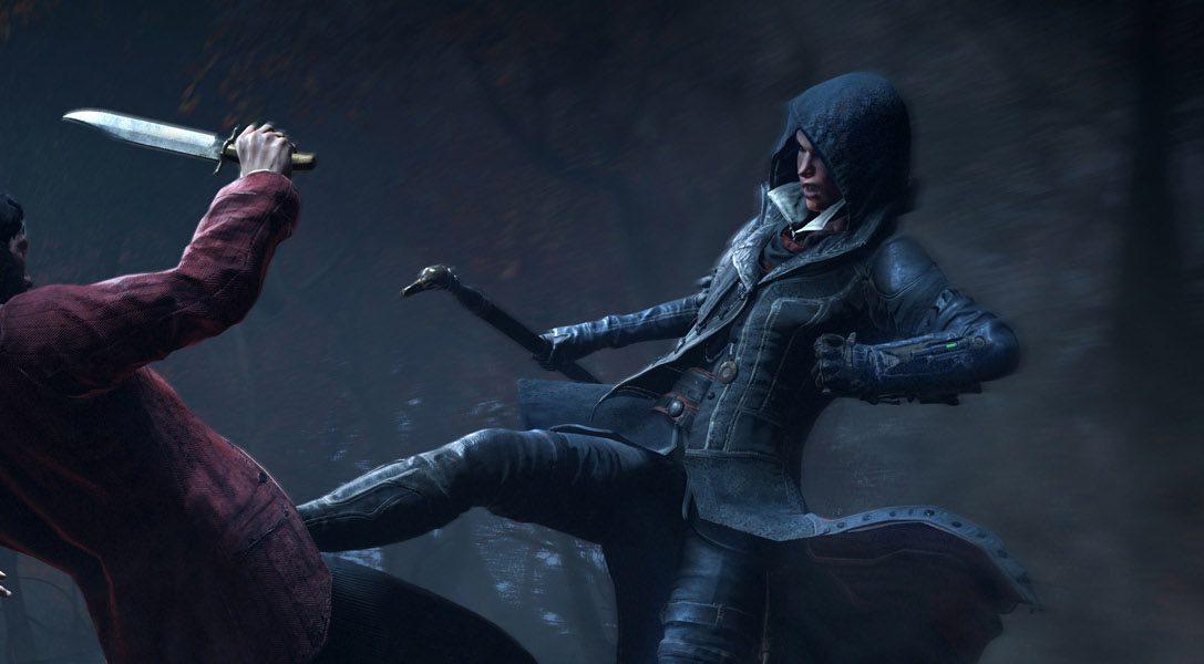 Nos metemos en la piel de Evie Frye, la sigilosa protagonista de Assassin's Creed Syndicate