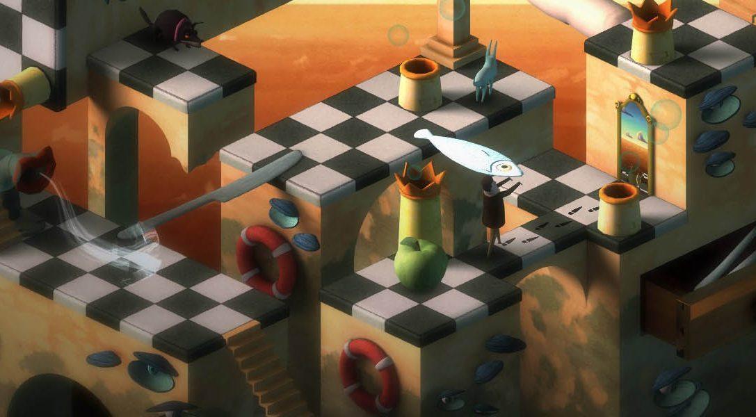 El surrealista juego de puzles y sonambulismo, Back to Bed, llegará pronto a PS4, PS3 y PS Vita