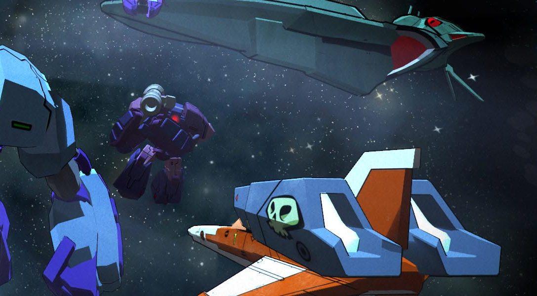 Novedades en PlayStation Store: Galak-Z, Submerged, AeternoBlade y más…