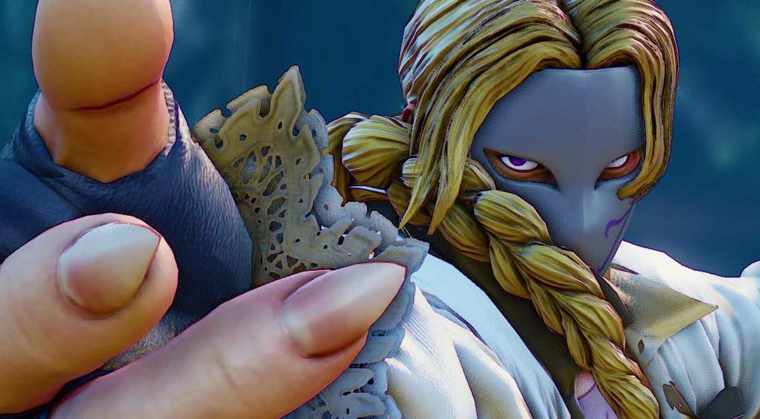 Vega demostrará su garra en Street Fighter V
