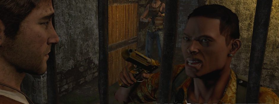Disfruta ahora del nuevo vídeo 'gameplay' de UNCHARTED: The Nathan Drake Collection