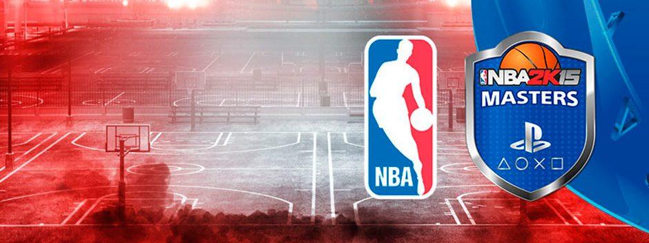Liga Oficial PlayStation – Fin de semana de homenaje a la NBA con NBA 2K 15 MASTERS