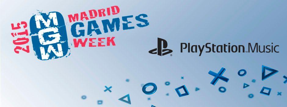 Multitud de sorpresas te esperan en la Arena de PlayStation en Madrid Games Week