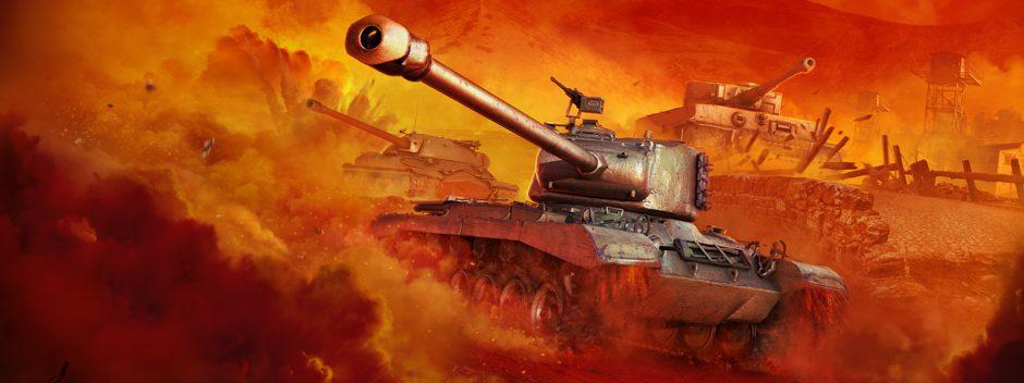World of Tanks supera el millón de descargas