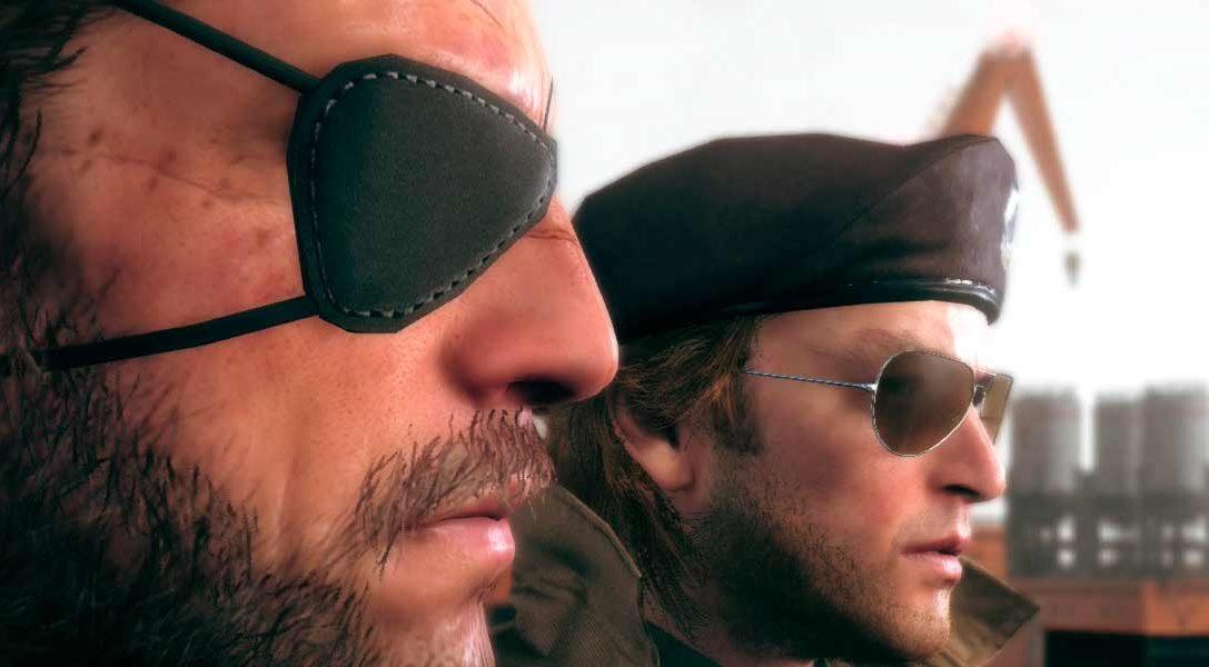 Consigue un reloj exclusivo de Metal Gear Solid V