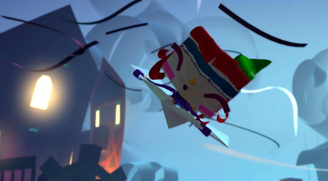 Novedades en PlayStation Store: Tearaway Unfolded, Beyond Eyes, Leo's Fortune y más