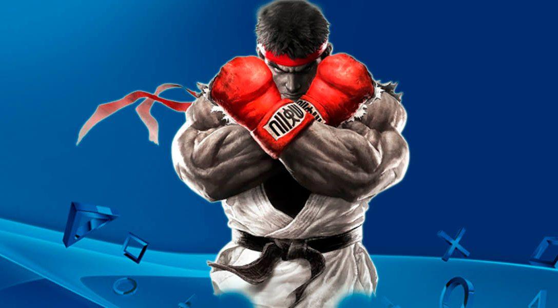 El primer DOJO de Street Fighter V llega a la Liga Oficial PlayStation
