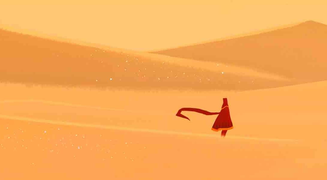 Journey Collector's Edition llega hoy a PS4