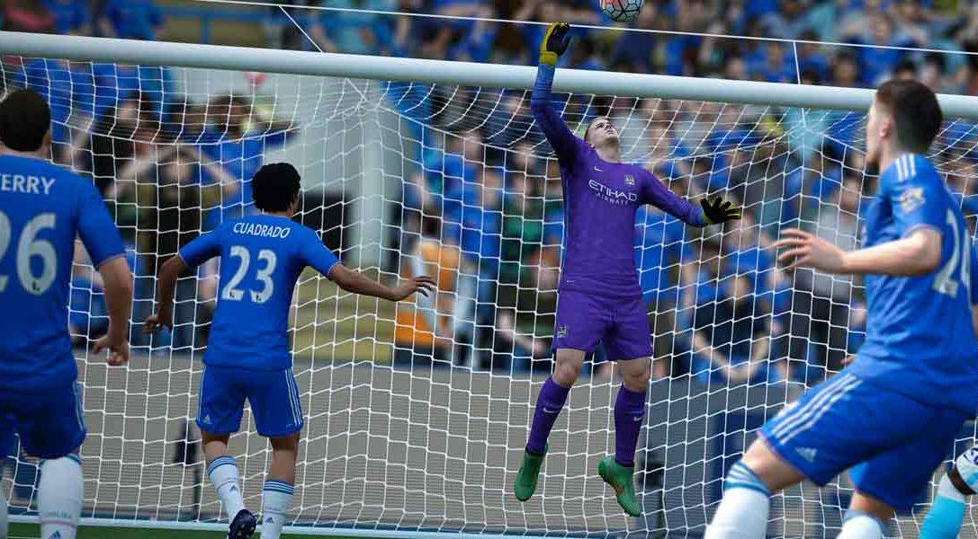 Las 5 razones por las que deberías hacerte con FIFA 16 hoy mismo