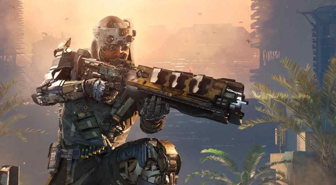 Presentamos el pack Edición limitada de PS4 con Call of Duty: Black Ops III con 1TB de almacenaje