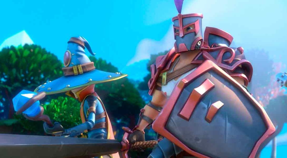 Dungeon Defenders II llega este mes a PS4