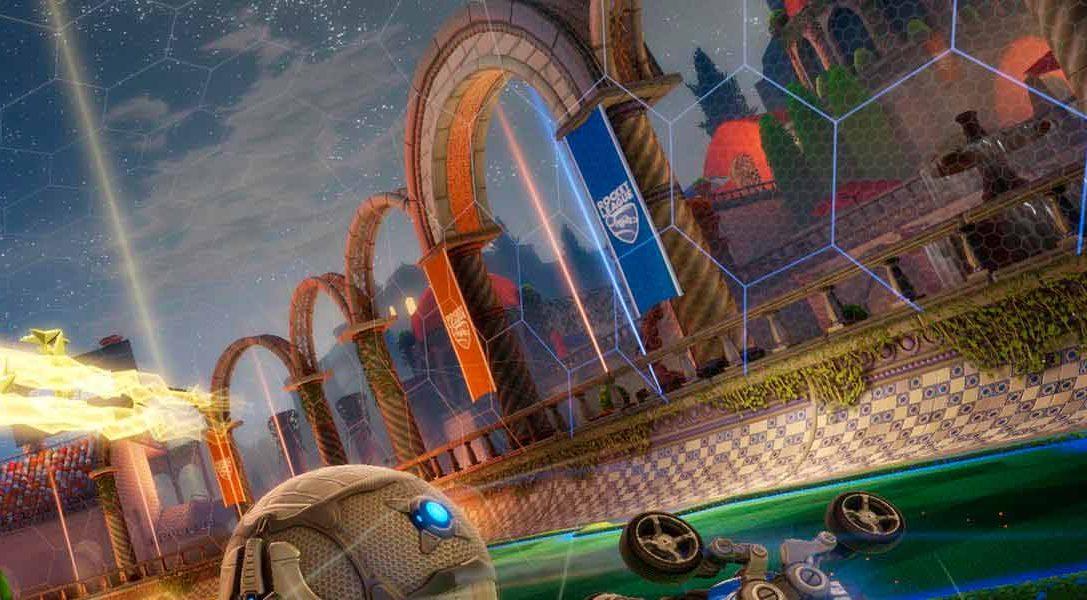 ¡Revenge of the Battle-Cars, el DLC de Rocket League, disponible muy pronto!