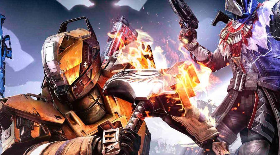 Destiny: El Rey de los Poseídos ya está disponible para PS3 y PS4