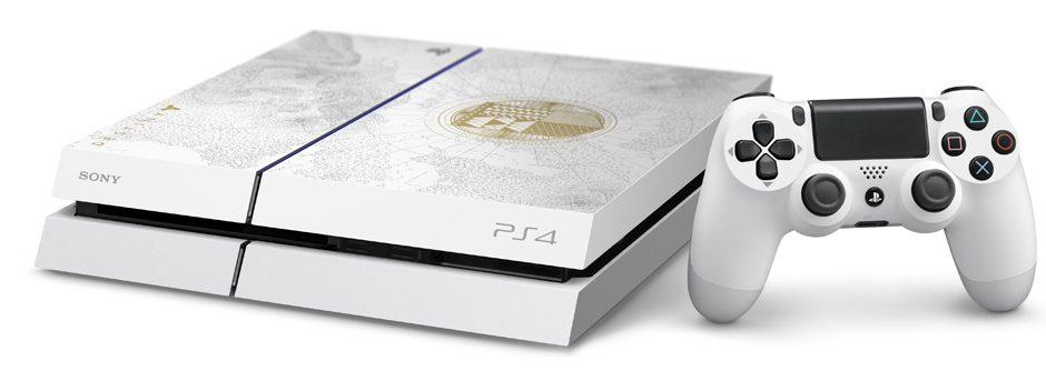 Reserva tu Pack de PS4 Edición Limitada El Rey de los Caídos