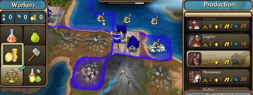 Sid Meier's Civilization Revolution 2 Plus llega a PS Vita el 3 de Diciembre