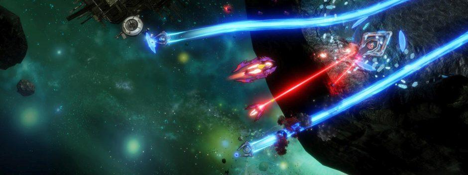 Anunciado el shooter multijugador espacial para PS4 Dead Star