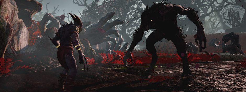 Mira el nuevo tráiler de Shadow Of The Beast de la Paris Games Week