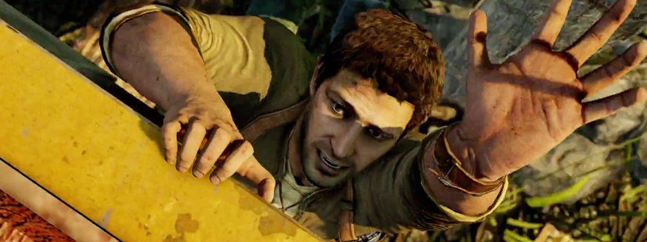 Revive las aventuras de Nathan Drake en tu PlayStation 4