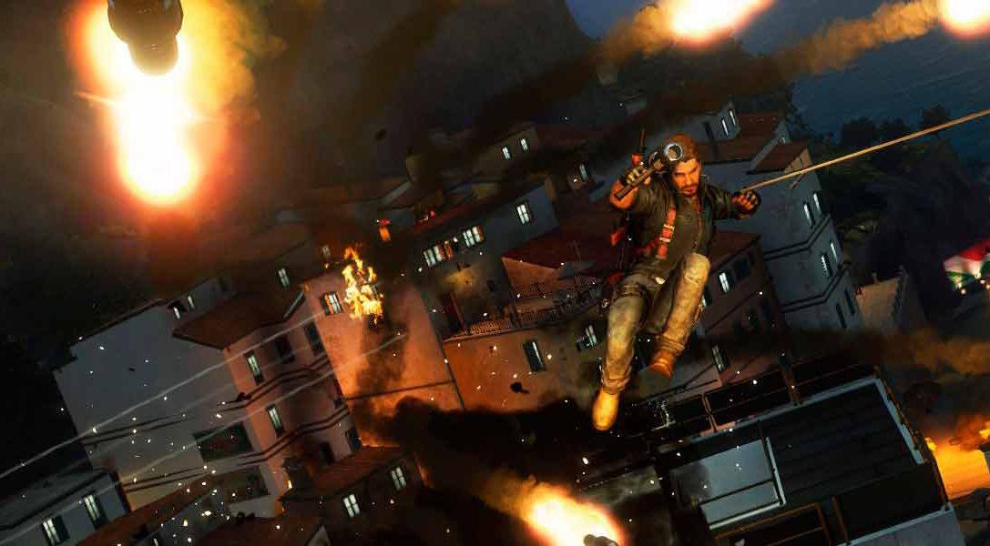 El nuevo tráiler de Just Cause 3 ofrece un avance detallado de la próxima entrega para PS4