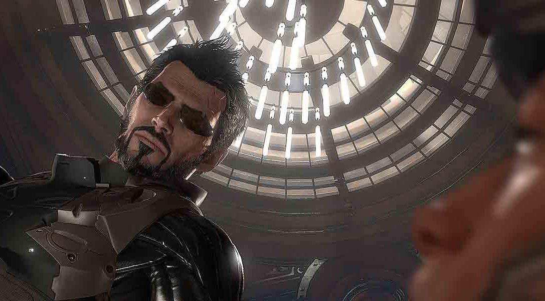 Nuevo tráiler de Deus Ex: Mankind Divided con nuevas localizaciones