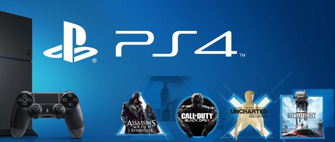 PlayStation 4 ahora disponible por solo 349,99 €