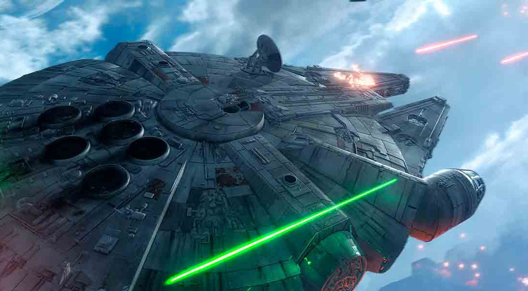 Star Wars Battlefront: Leia, Han, y Palpatine se unen a la batalla