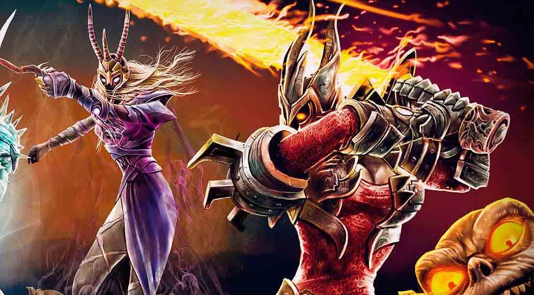 Overlord: La Comunidad del Mal sale hoy hacia PS4