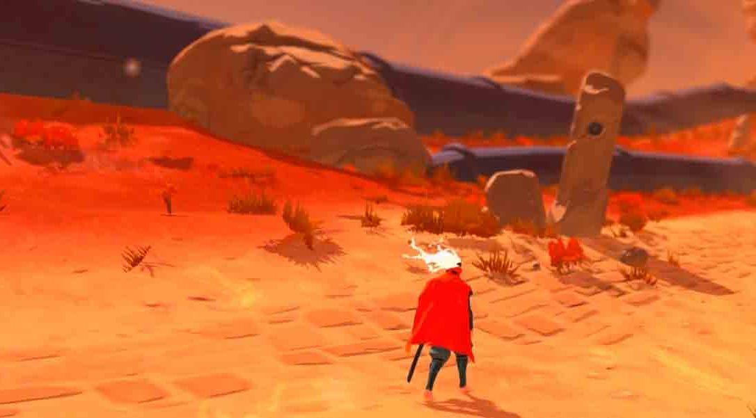 Anunciamos Furi, un beat' em up diferente, para PS4