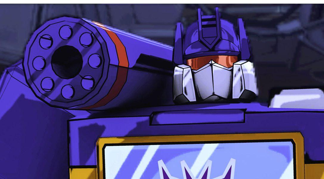 Trucos para expertos de Transformers: Devastation en PS4