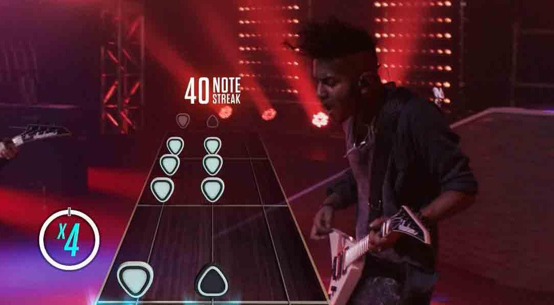 Las canciones más difíciles de Guitar Hero Live según Freestyle Games