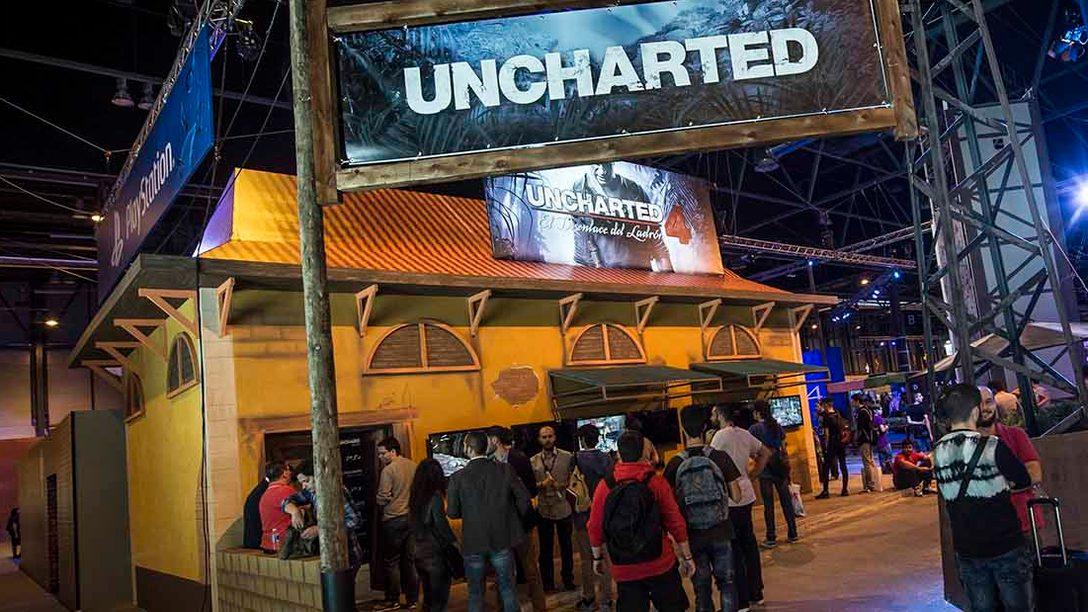Sube tu mejor foto Uncharted en Madrid Games Week y podrás ganar The Nathan Drake Collection