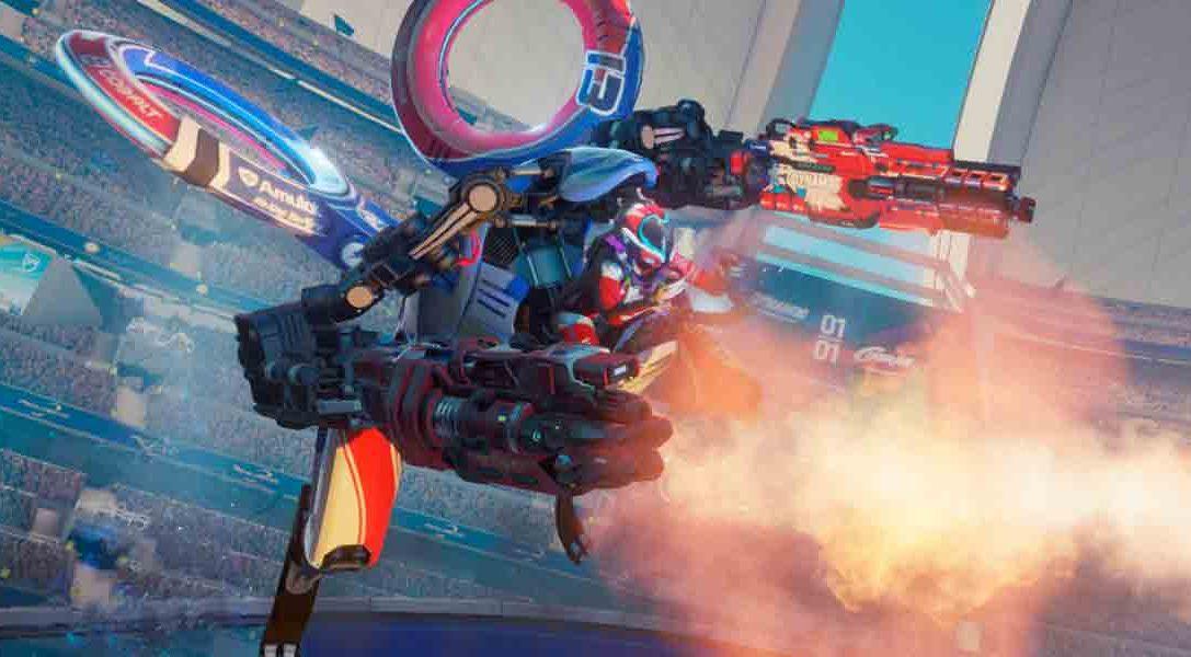 Nuevo vídeo de RIGS Mechanized Combat League – Cómo Guerrilla Cambridge está creando este juego para PlayStation VR
