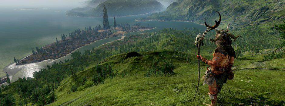 Se presenta un nuevo gameplay de WiLD en la Paris Games Week