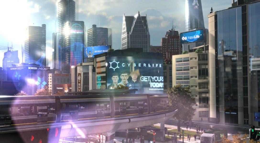 Presentamos Detroit, el nuevo juego para PS4 de Quantic Dream