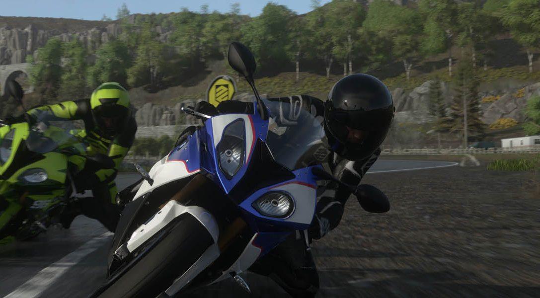 ¡DRIVECLUB BIKES, anunciado en la Paris Games Week, ya disponible en PS Store!